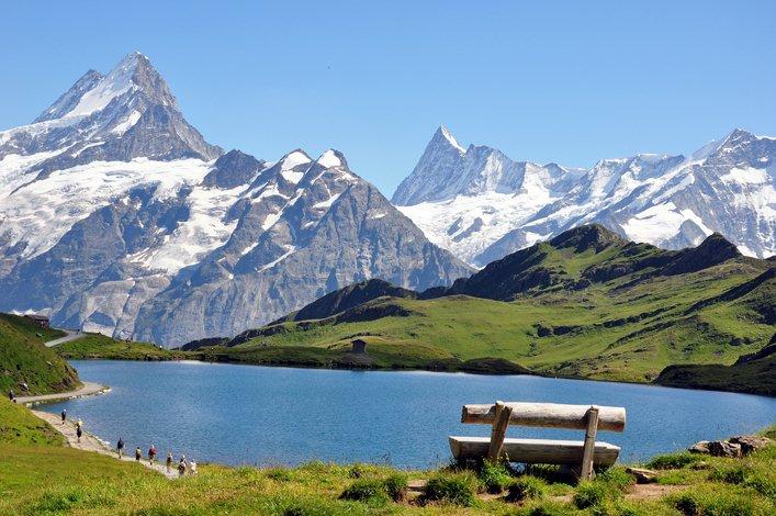 Les Alpes : séjour ski, location à la montagne, enneigement, webcam et photos